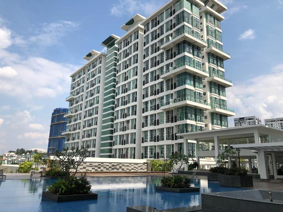Scott Garden Home by Rooma, Kuala Lumpur
