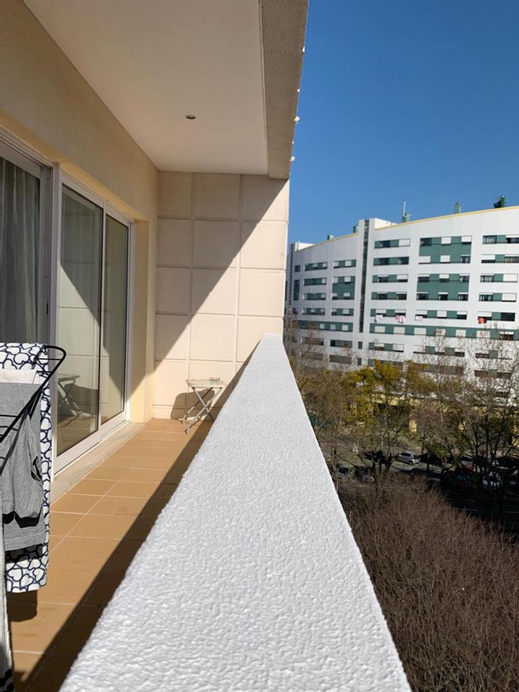 Apartment With 3 Bedrooms in Lisboa, With Wonderful City View, Balcony and Wifi - 20 km From the Beach, Lisboa