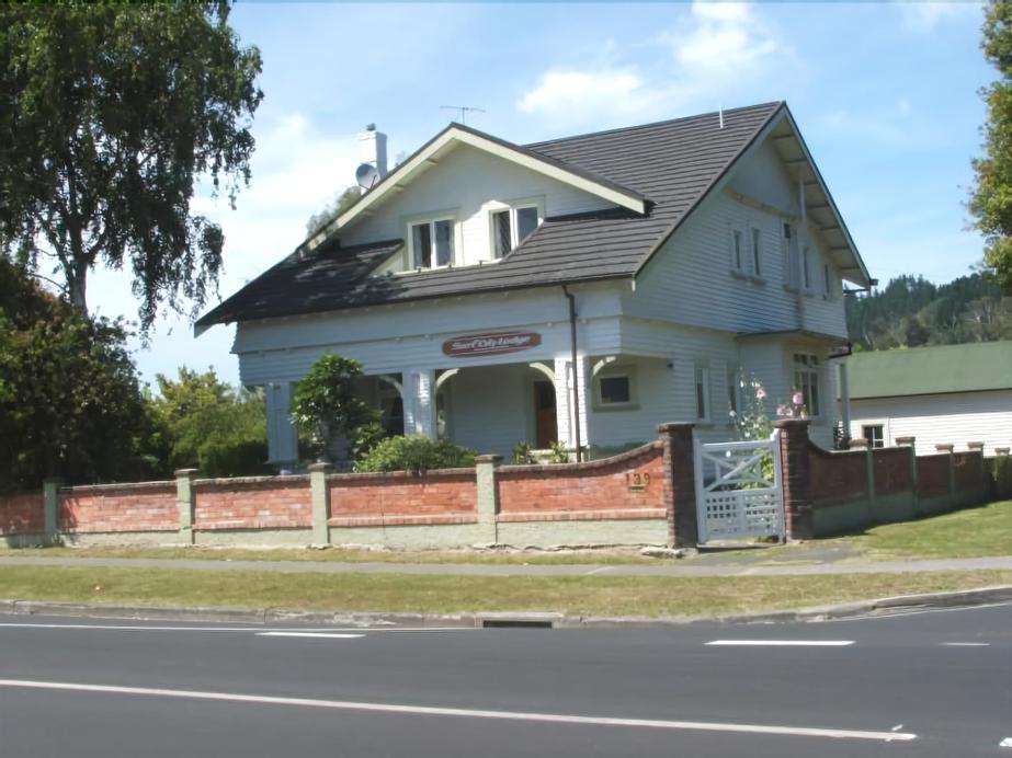Surf City Lodge, Gisborne