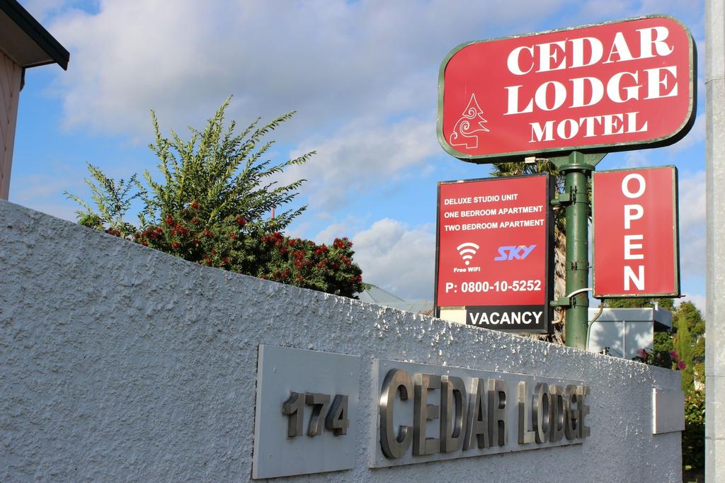 Cedar Lodge Motel Hamilton, Hamilton