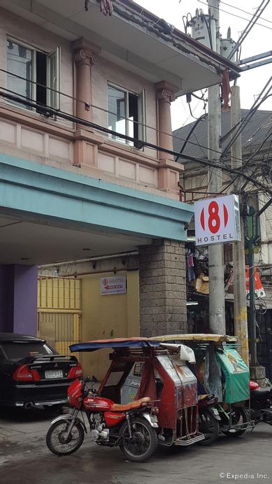 8Hostel, Manila