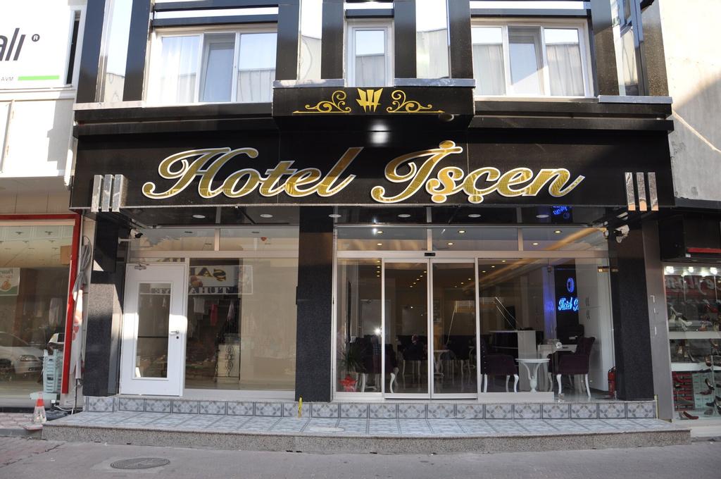 Hotel Iscen, Mustafa Kemalpaşa