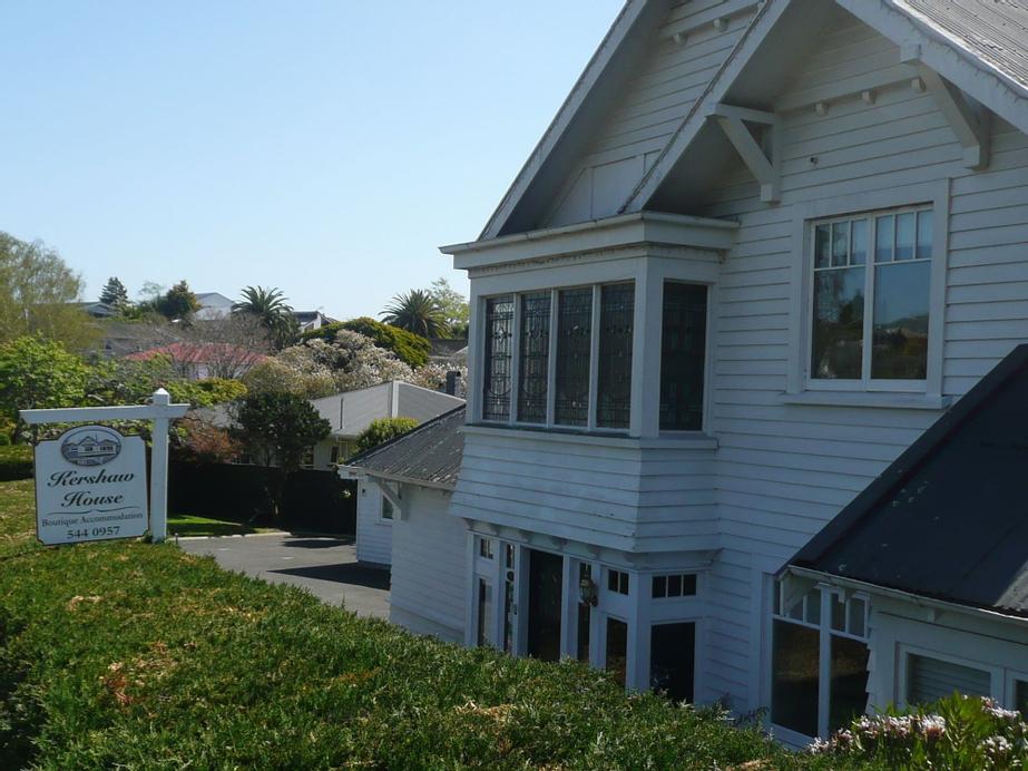 Kershaw House Boutique Accommodation, Tasman