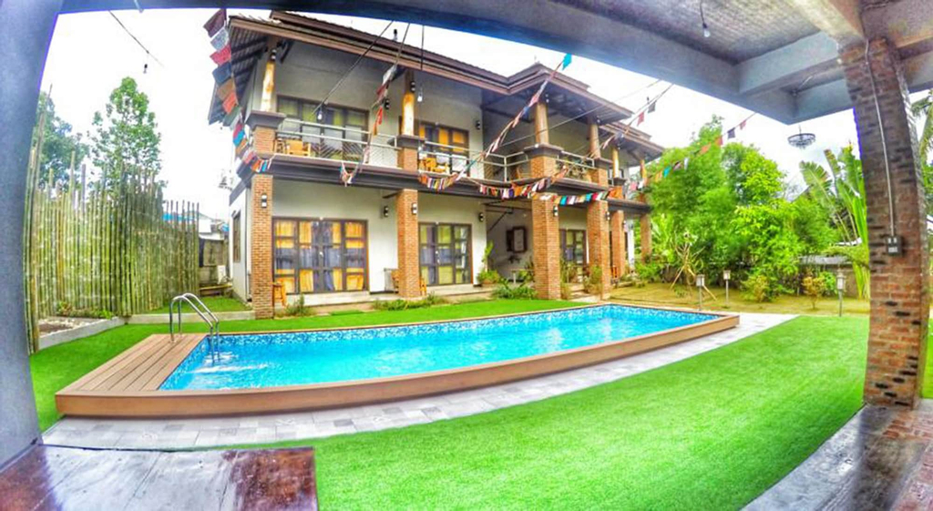 Above the Sea Guesthouse, Mae Sariang