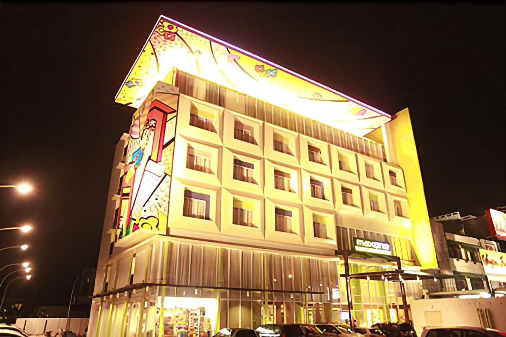 MaxOneHotels at Vivo Palembang, Palembang