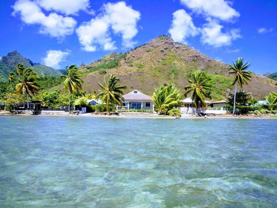 Villa Tepoe Dream in Moorea,