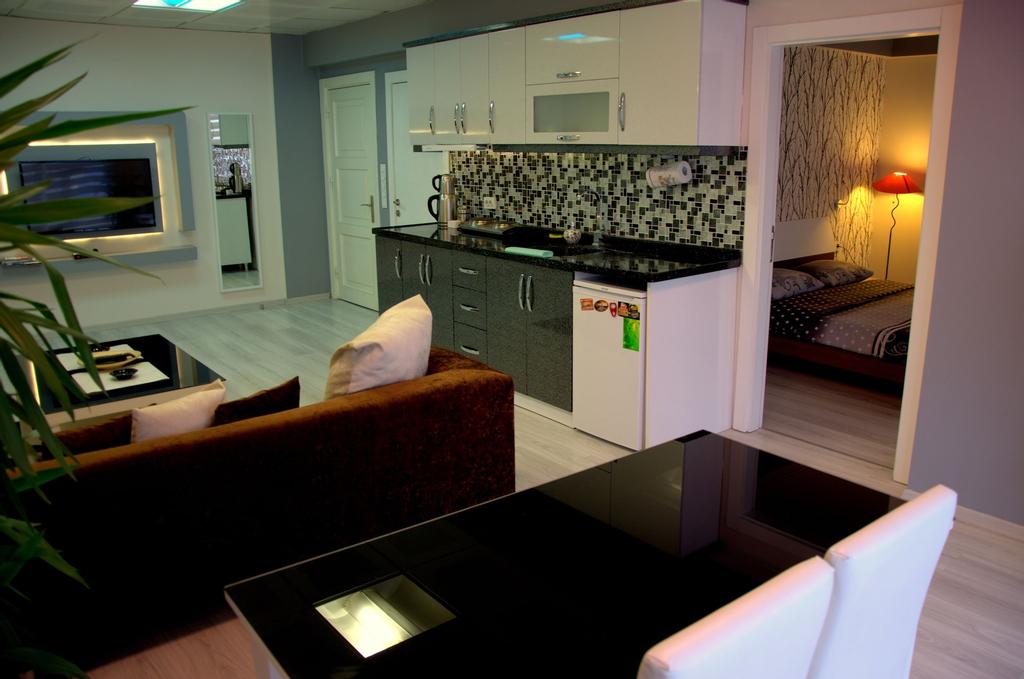 Konukevim Apartments, Çankaya