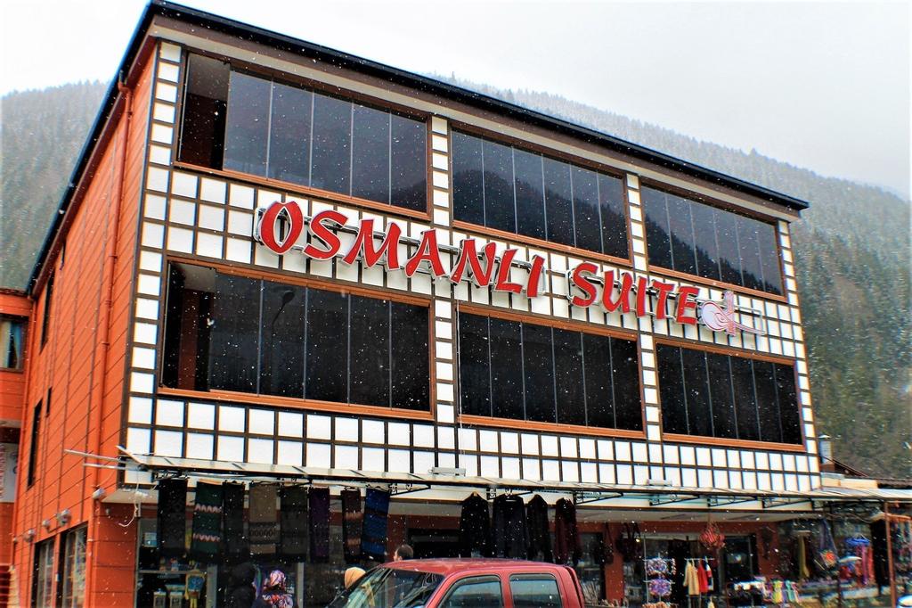 Osmanli Suite, Çaykara