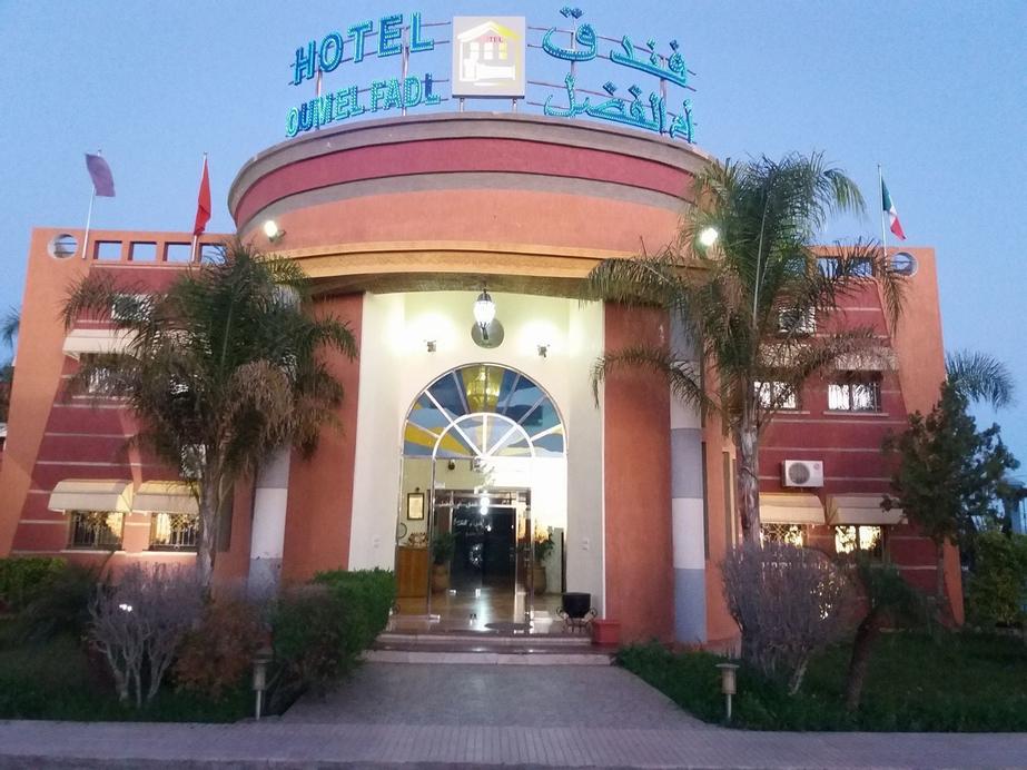 Hotel Oum El Fadl, Béni Mellal