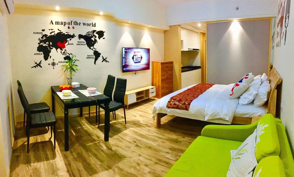 Liyang Impression E-Apartment, Huangshan