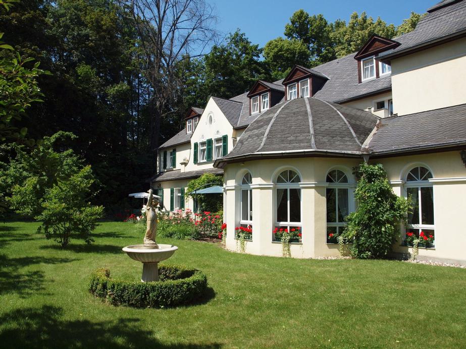 Hotel Bellevue Schmölln, Altenburger Land