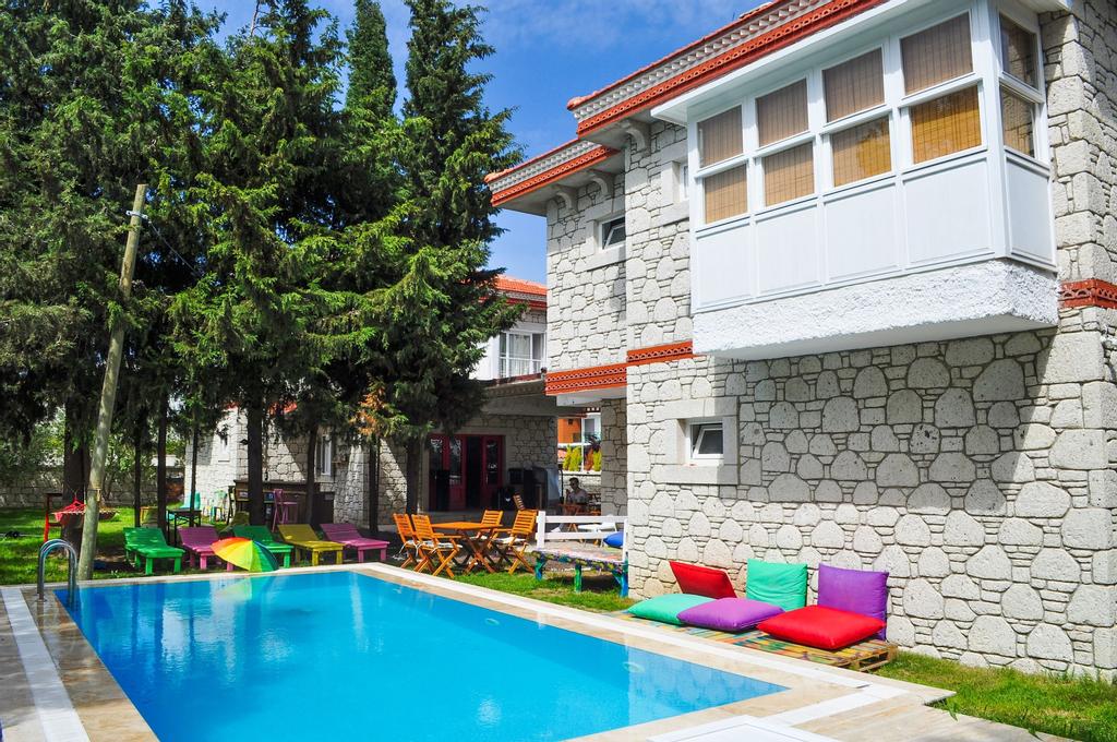 Chakra Boutique Hotel, Çeşme