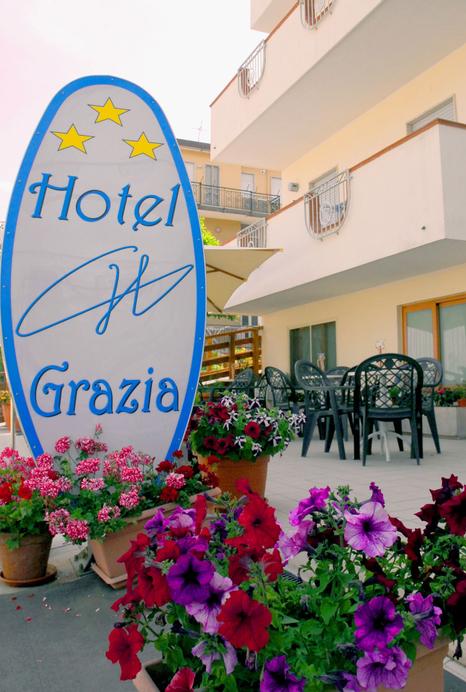 Grazia Hotel, Latina