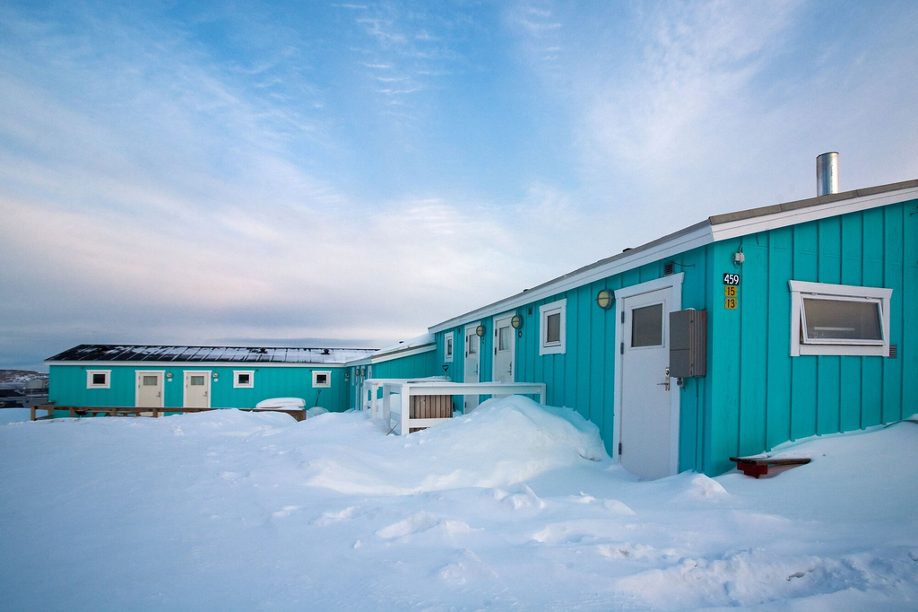 Icefiord Apartments,