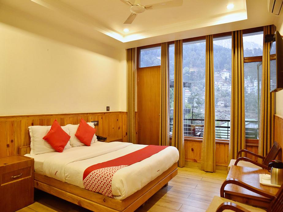 Hotel Wood Castle, Kangra