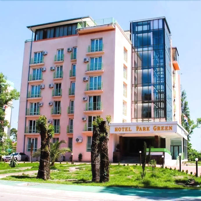 Hotel Park Green, Khobi
