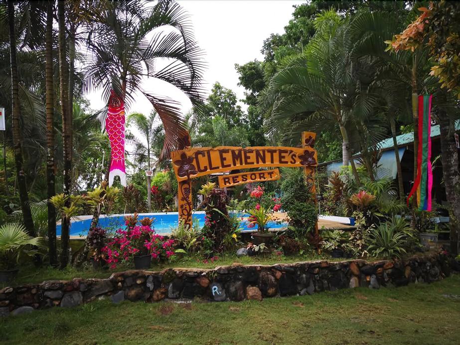 Clemente's Garden & Resort, Baler