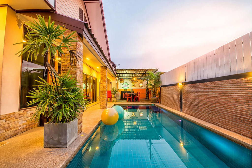 Baan Por Jai HuaHin Pool Villa, Hua Hin