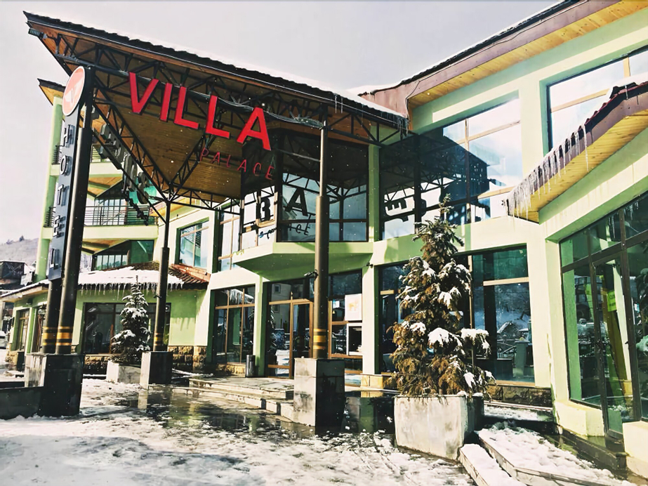 Hotel Villa Palace, Borjomi