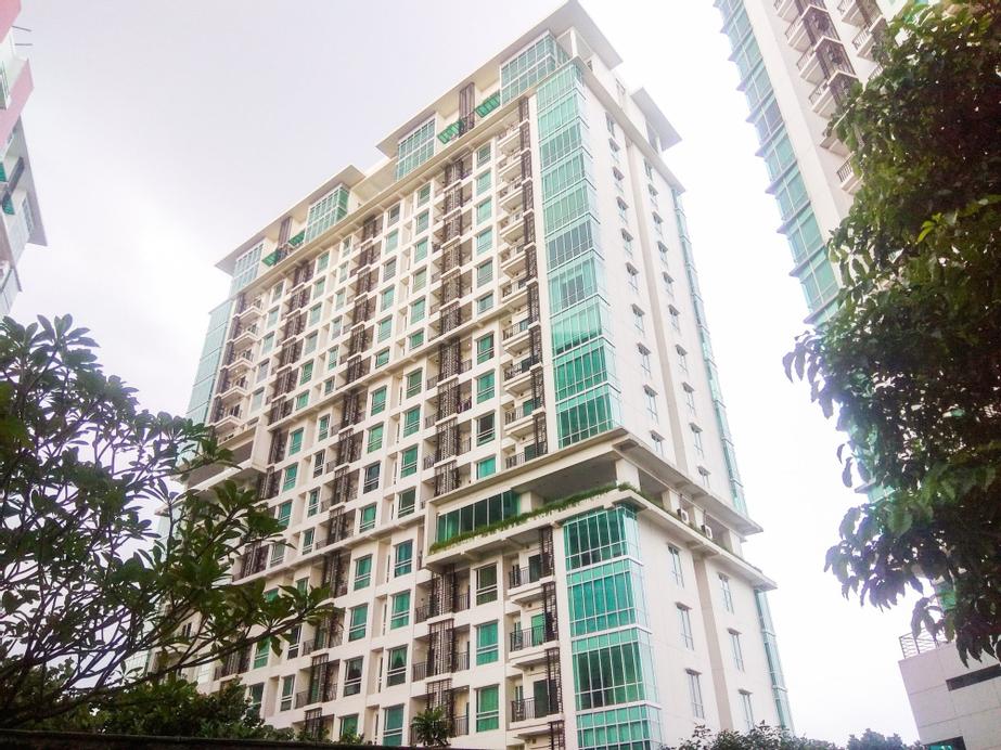 New Furnished Studio Apartment @ Woodland Park Residence, Jakarta Selatan