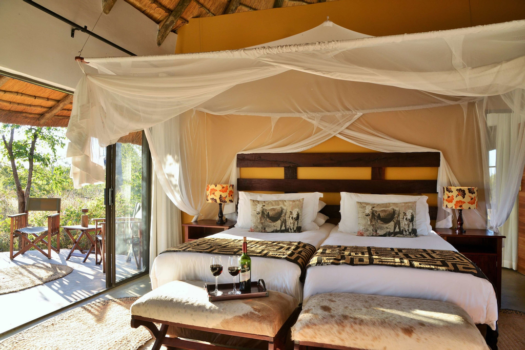 Wildtrack Safaris Eco Lodge, Chobe