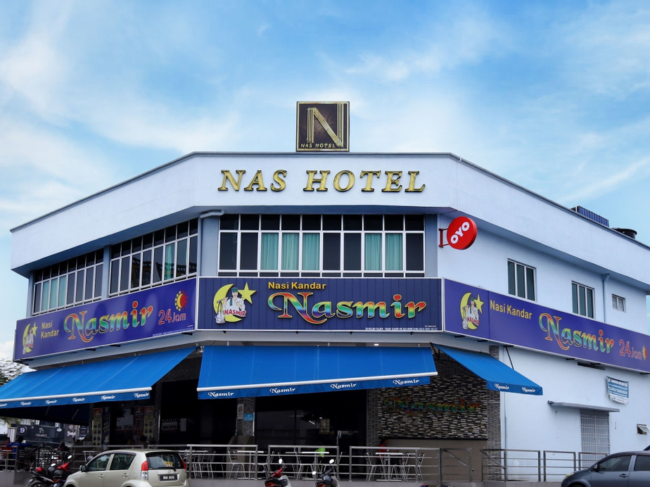 OYO 44019 Nas Hotel, Kinta