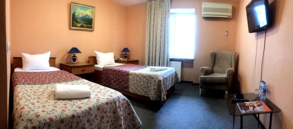 Hotel Caspian, Bakı