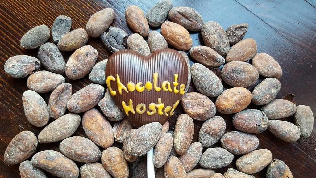 Chocolate hostel, Kauno
