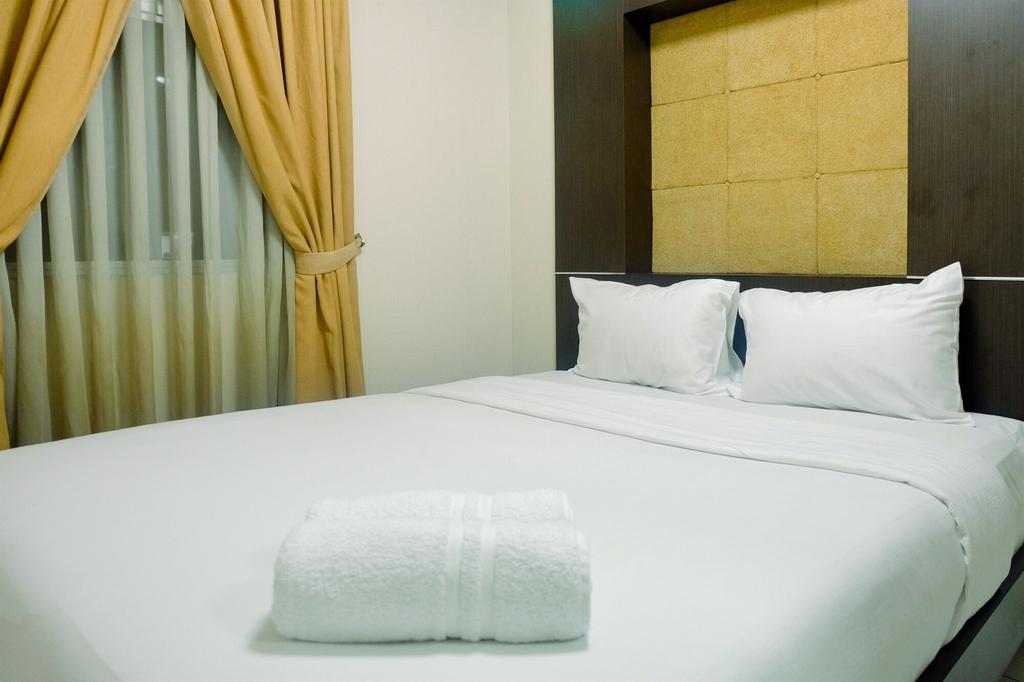 Tidy 2BR Kalibata City Apartment, Jakarta Selatan