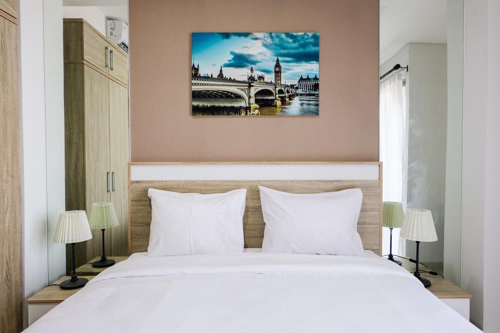 New Studio Apartment at Springwood Residence, Tangerang