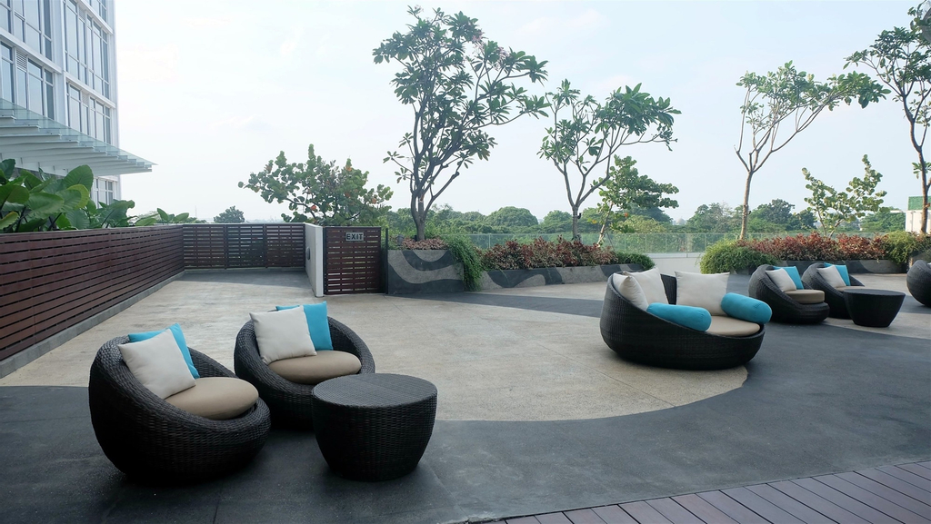Studio Apartment at U Residence near Supermall Karawaci, Tangerang