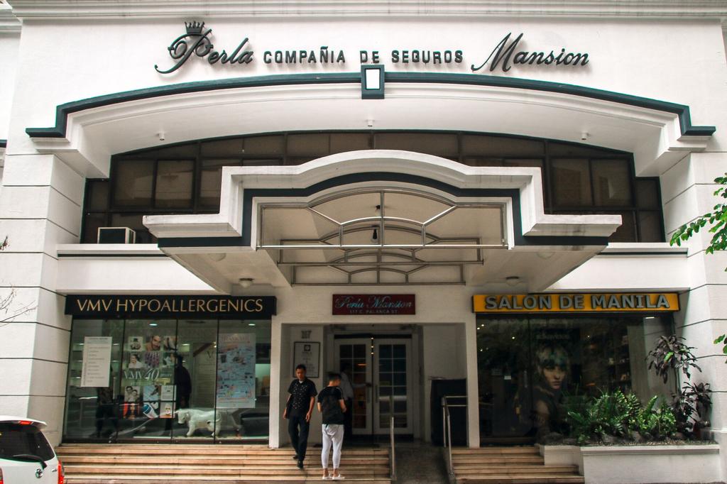 Indigo Makati @ Perla Mansion, Makati City