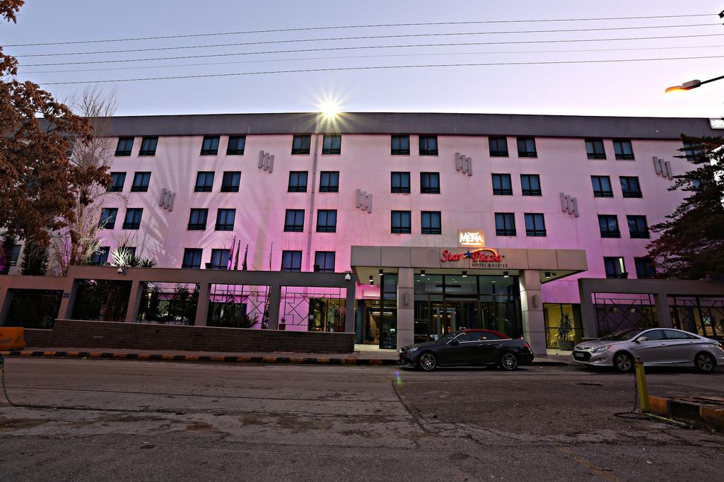 Star Plaza Hotel Amman, Wadi Essier