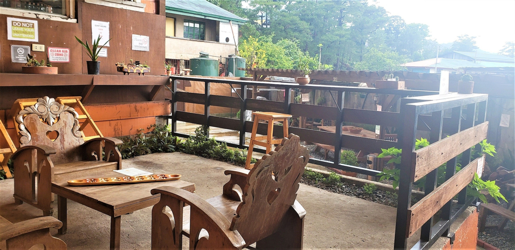 The Old Orangewood Bed and Breakfast, Baguio City