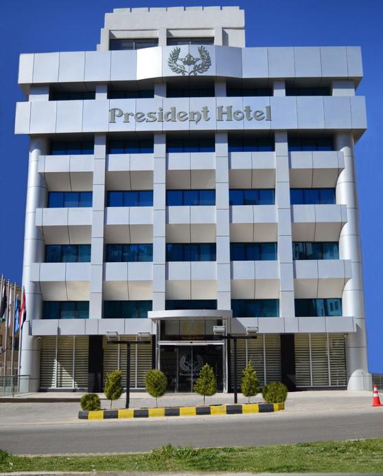 President hotel, Amman