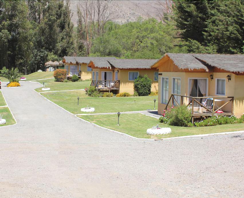 Cabañas La Villa Sueca, Elqui