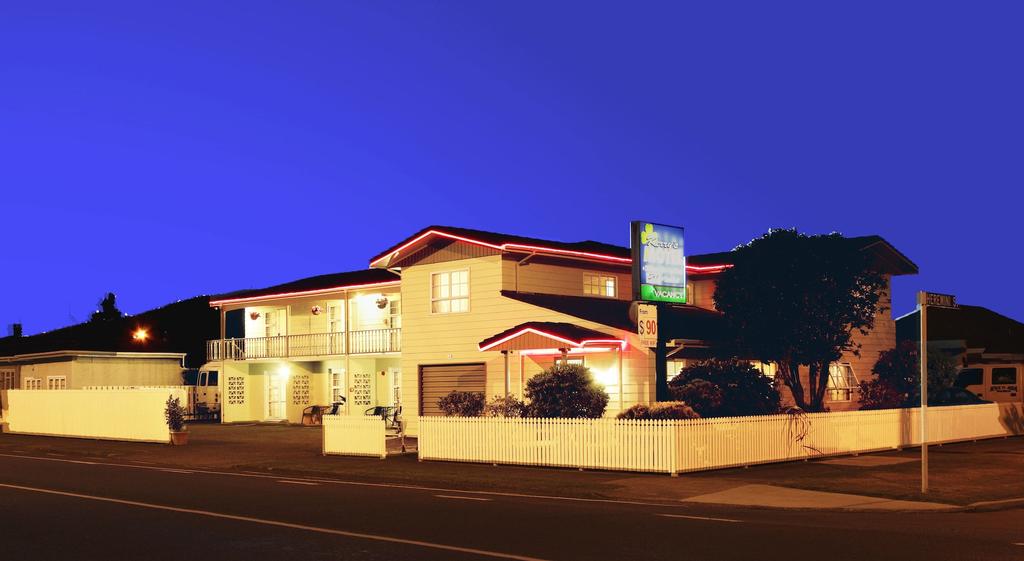 Kerry's Motel, Rotorua