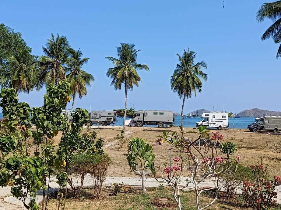 New Bajo Beach, Manggarai Barat