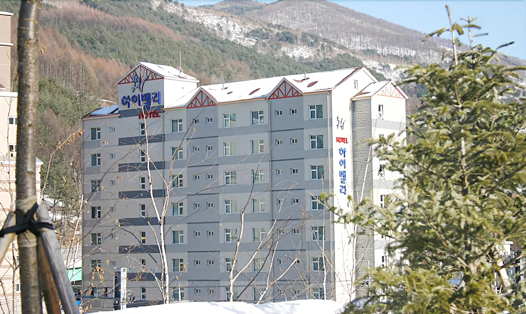 High Valley Hotel, Jeongseon