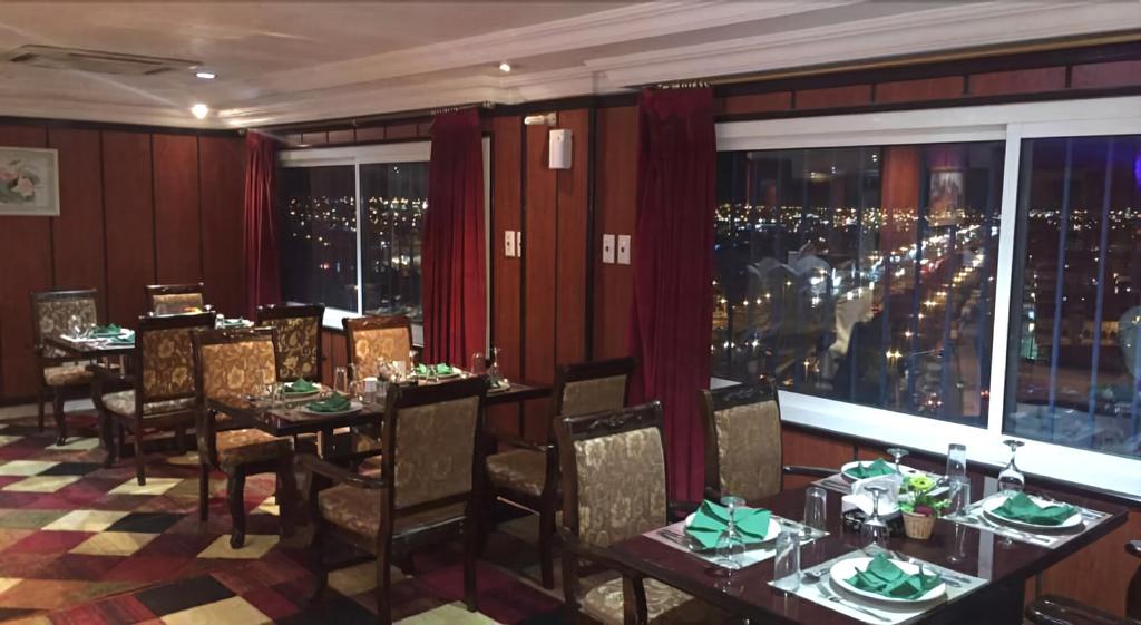 Hayat Najran Hotel,