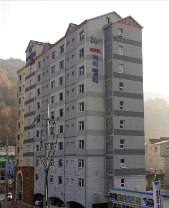 High Valley Hotel, Jeongseon