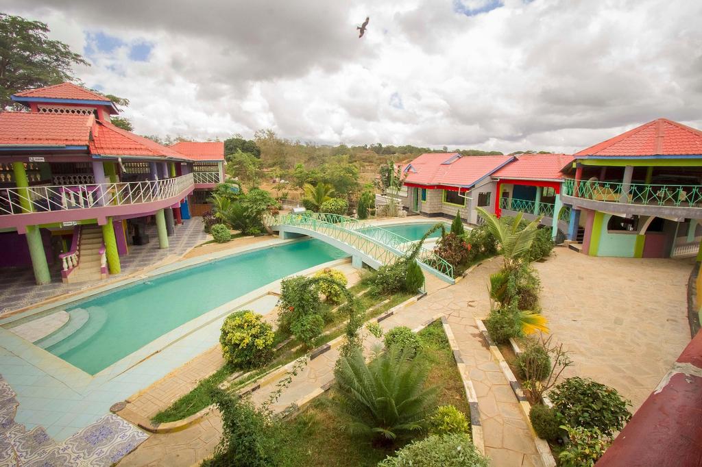 Intercounty Gardens Hotel, Kitui Central