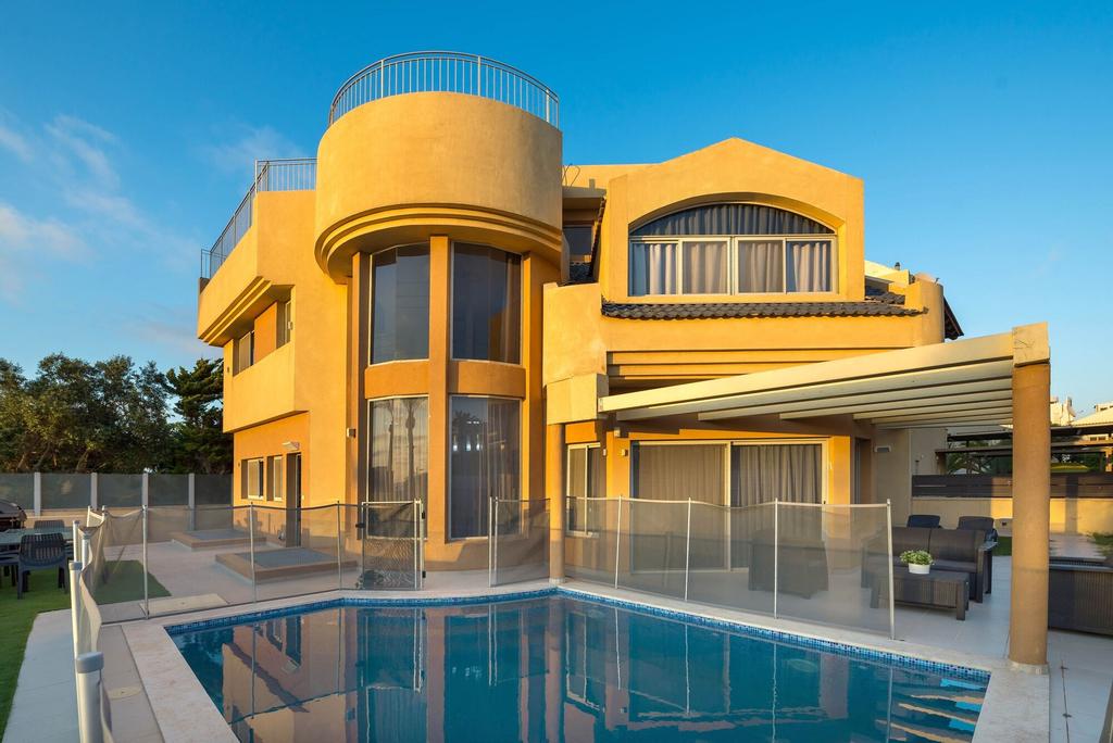 Villa by the Sea,