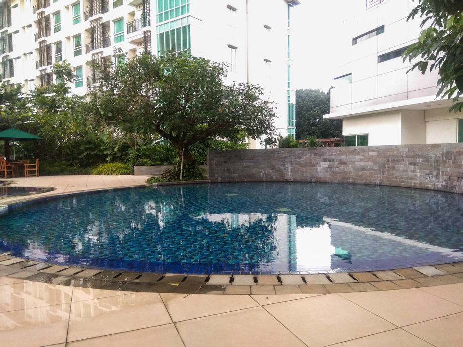 2BR Apartment with City View @ Woodland Park Residence, Jakarta Selatan