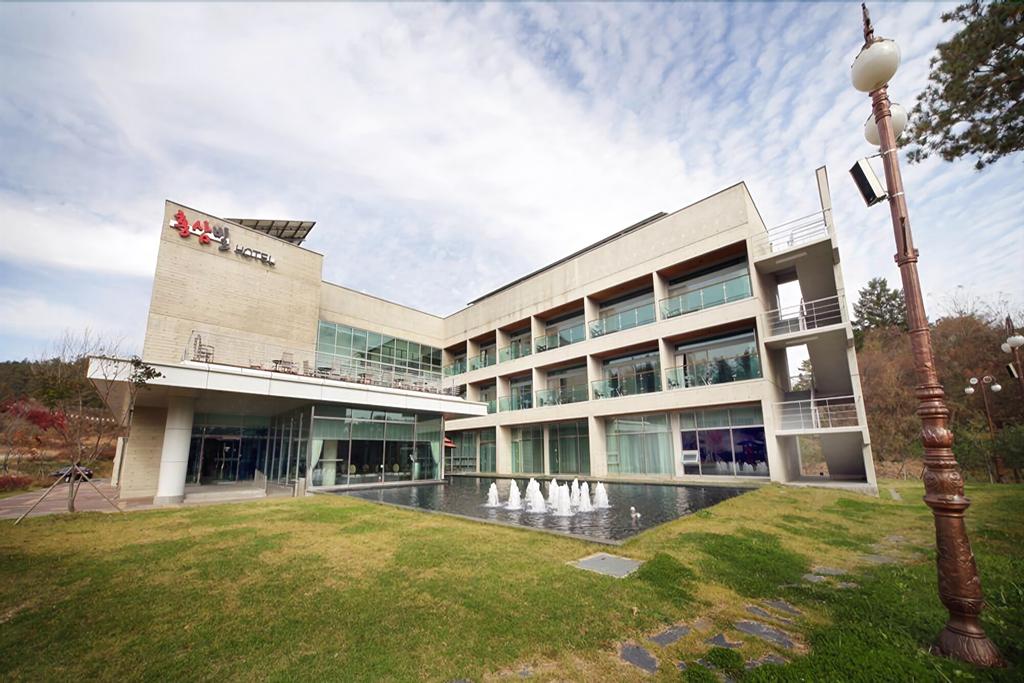 Jinan Red Ginseng Spavill, Jinan