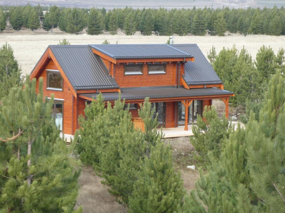 Ben Ohau Cabin, Mackenzie