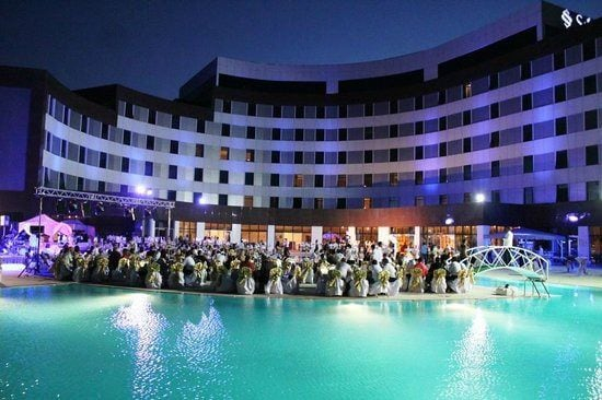 Silverside Hotel, Çorlu