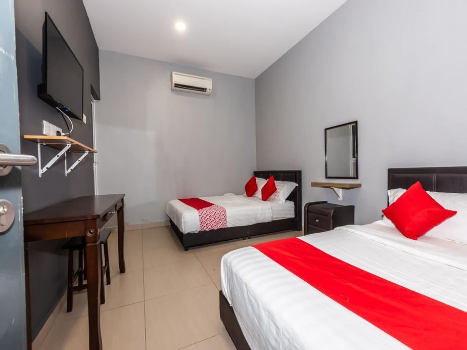 OYO 1185 Ho Hotel, Kota Melaka
