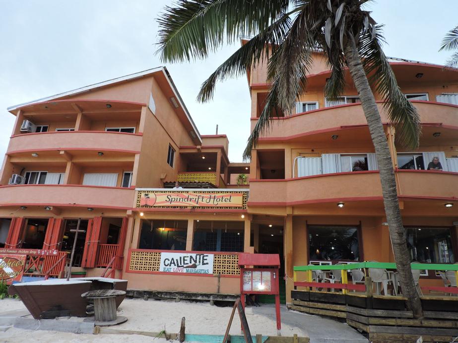 Spindrift Hotel,