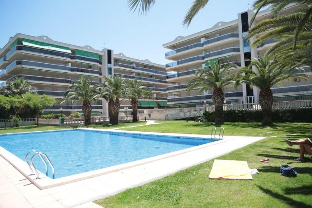 Apartamento Vista al Jardin Para 6 Personas en Salou, Tarragona